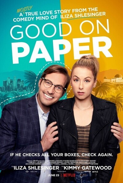 Good on Paper movie poster