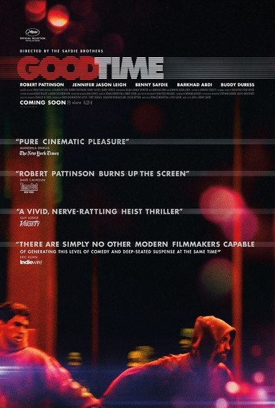 Good Time movie poster