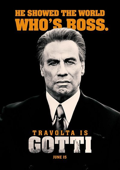 Gotti Movie Poster