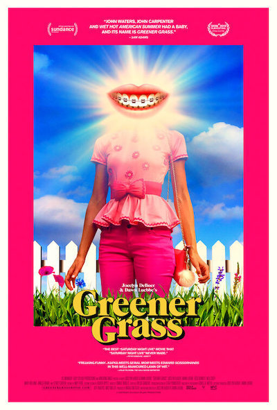 Greener Grass movie poster