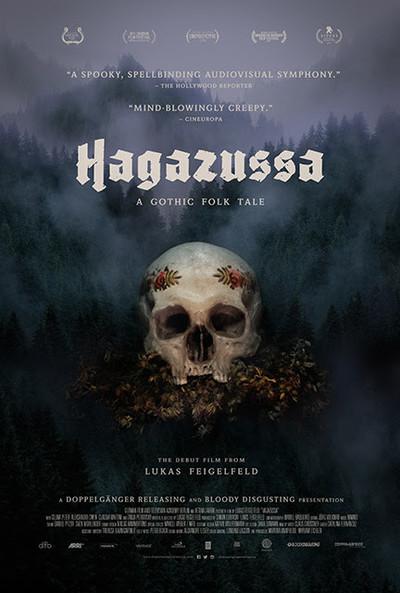 Hagazussa movie poster