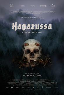 Widget hagazussa poster