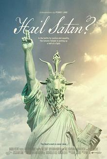 Widget hail satan poster