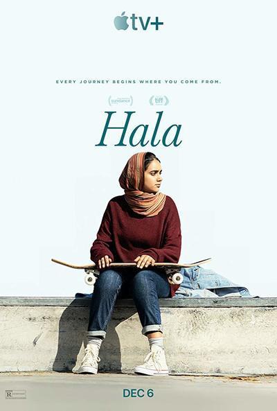 Hala movie poster
