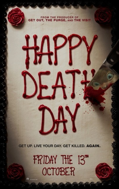 Happy Death Day Movie Poster