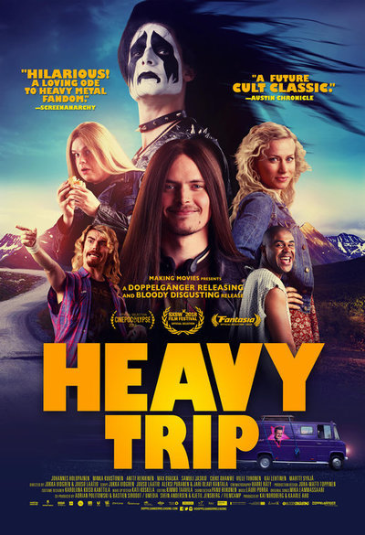 Heavy Trip Movie Poster