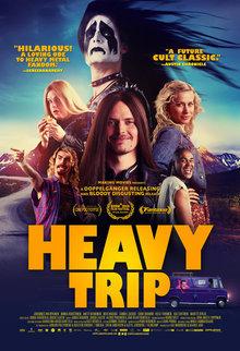 Widget heavy trip poster