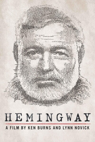 Hemingway movie poster