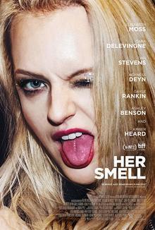 Widget her smell poster