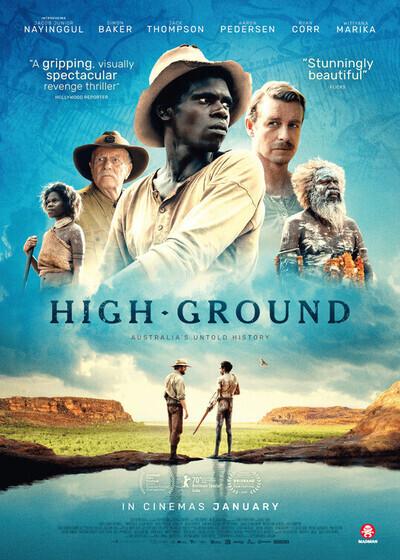 High Ground movie poster