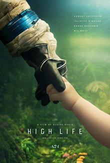Widget high life poster