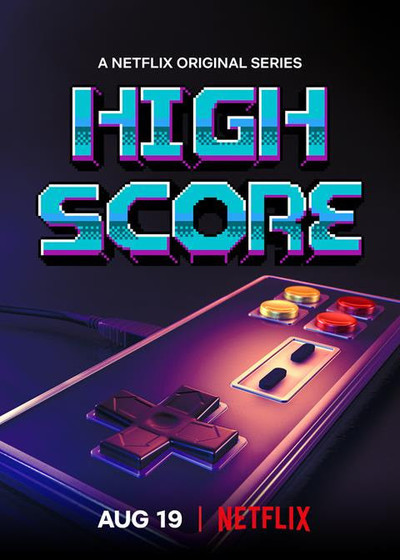 High Score movie poster