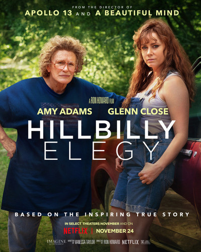 Hillbilly挽歌电影海报