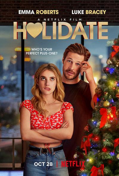Holidate movie poster