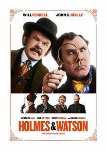 小部件霍姆斯·沃森海报