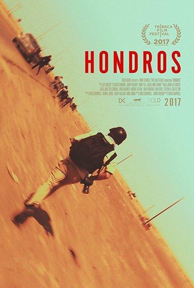 Hondros movie poster