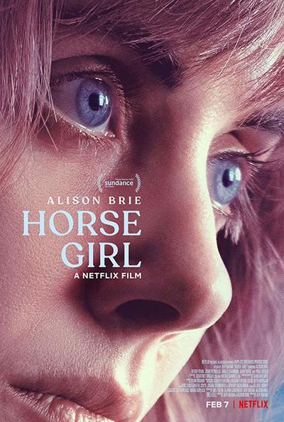 Horse Girl movie poster