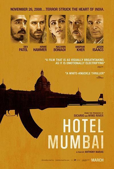 Hotel Mumbai movie poster