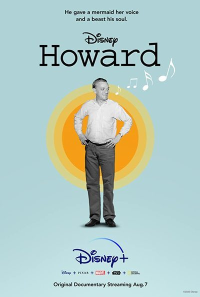 Howard movie poster