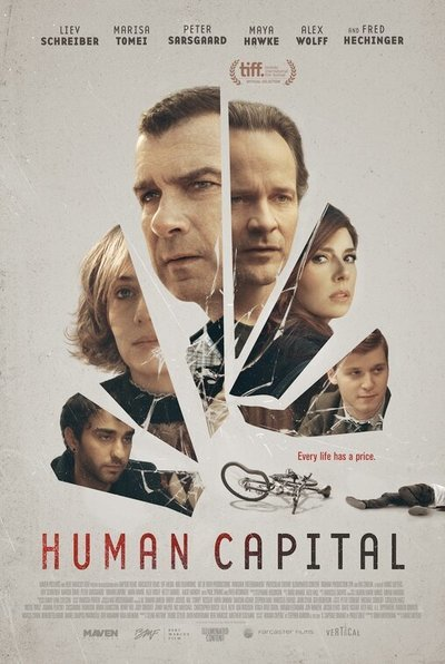 Human Capital movie poster
