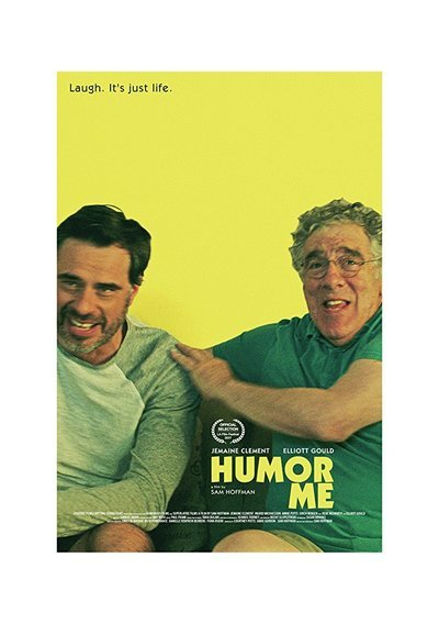 humor me movie review film summary roger ebert humor me 2018