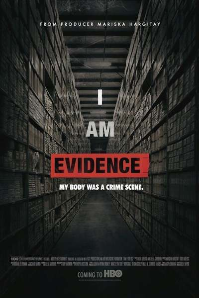 I Am Evidence Movie Poster