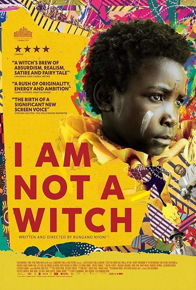 I Am Not a Witch movie poster