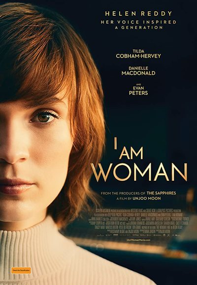 I Am Woman movie poster