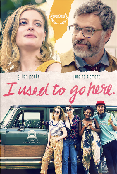 I Used to Go Here movie poster
