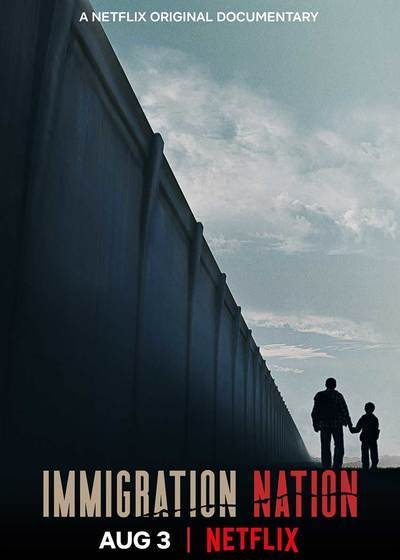 Immigration Nation movie poster