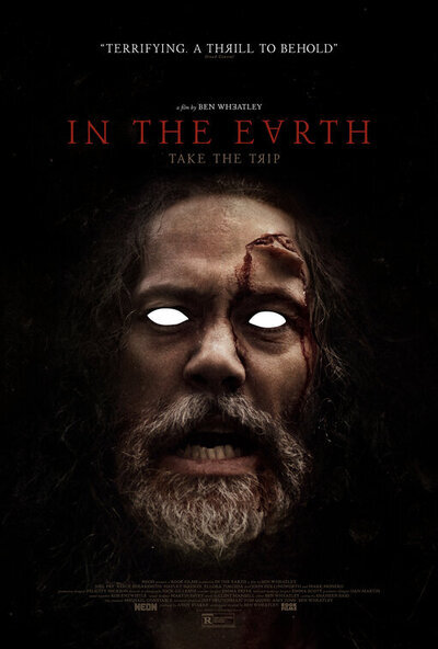 In the Earth movie poster