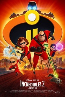 Widget incredibles 2