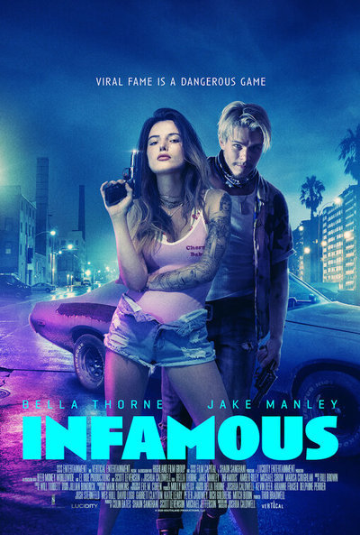Infamous movie poster