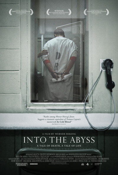 Into the Abyss: A Tale of Death, A Tale of Life Movie Poster