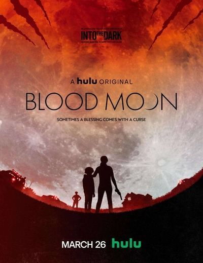 Into the Dark: Blood Moon movie poster