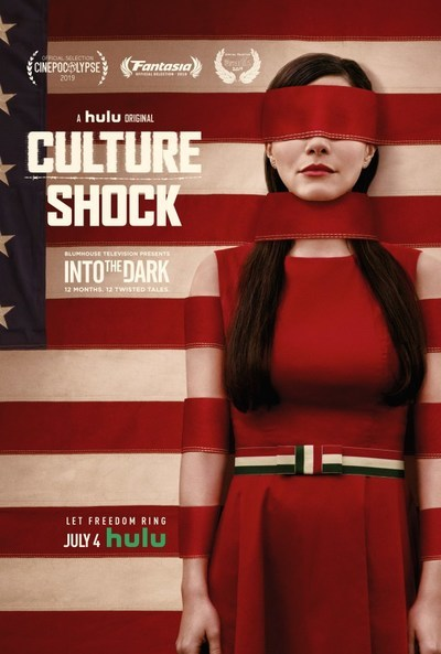 Into the Dark: Culture Shock movie poster