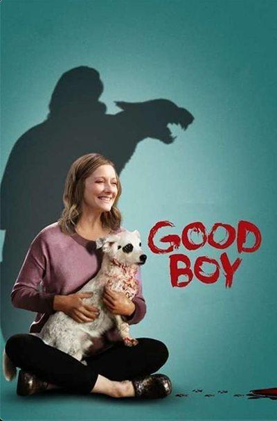 Into the Dark: Good Boy movie poster