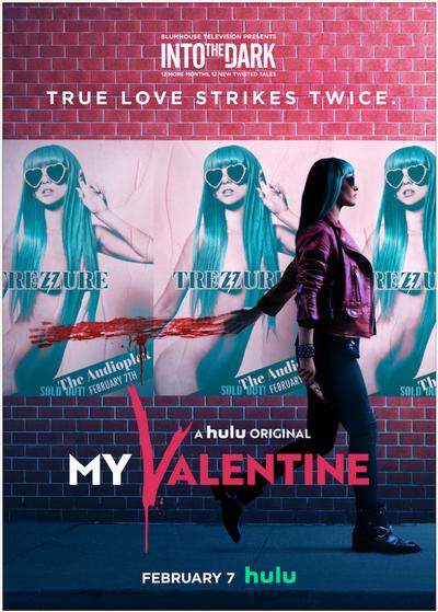 Into the Dark: My Valentine movie poster