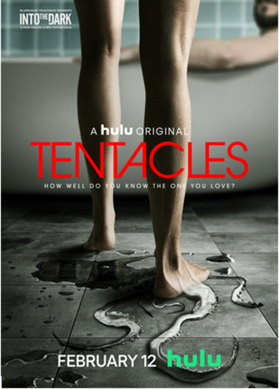 Into the Dark: Tentacles movie poster