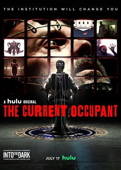 Into the Dark: The Current Occupant movie poster