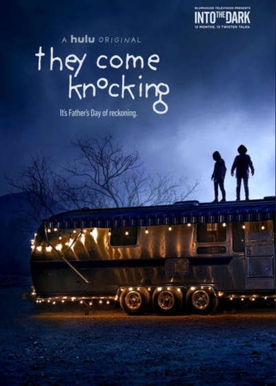 Into the Dark: They Come Knocking movie poster