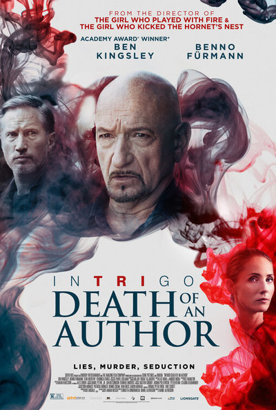 Intrigo: Death of an Author movie poster