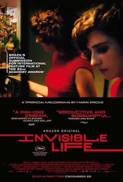 Invisible Life movie poster
