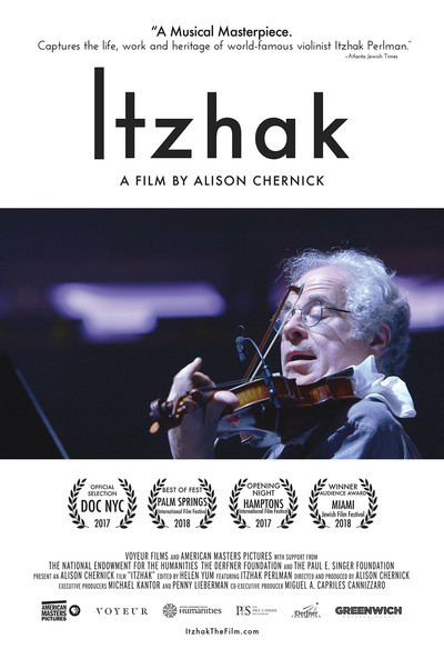 Itzhak movie poster