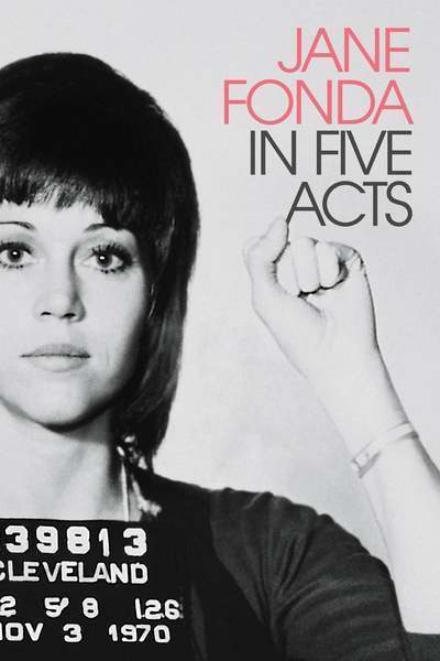 Jane Fonda in Five Acts movie poster