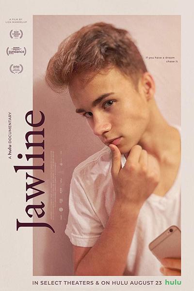 Jawline movie poster