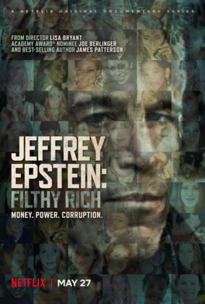 Jeffrey Epstein: Filthy Rich movie poster