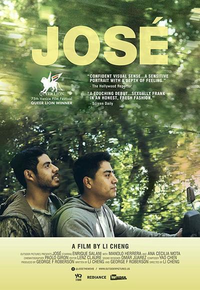 José movie poster
