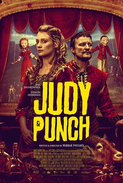 Judy & Punch movie poster