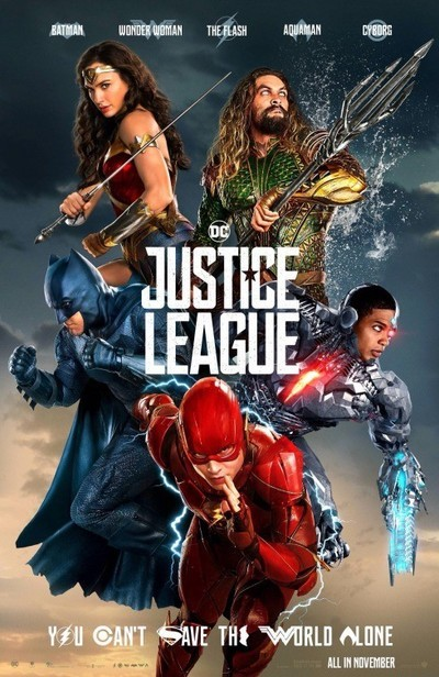 A justice league movie
